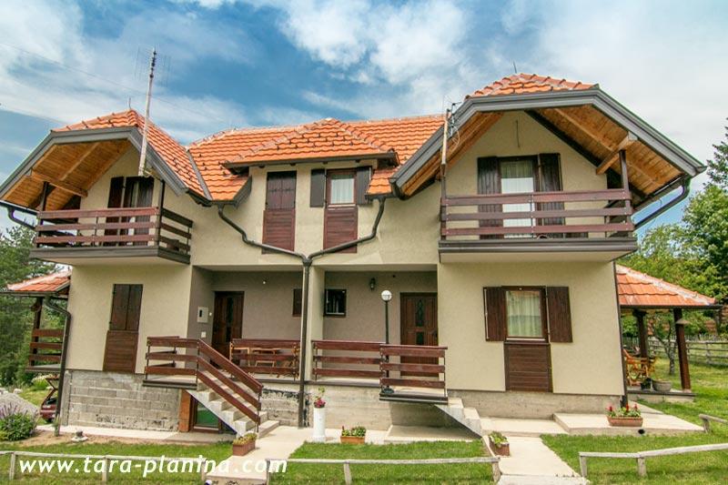 Kuća za odmor LEDENICE - Kaluđerske Bare - planina Tara