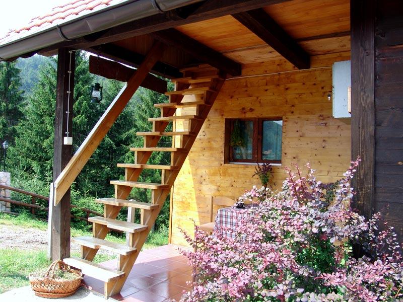 Planinska kuća ,, Hemingvej ,, - Zaovine – Planina Tara
