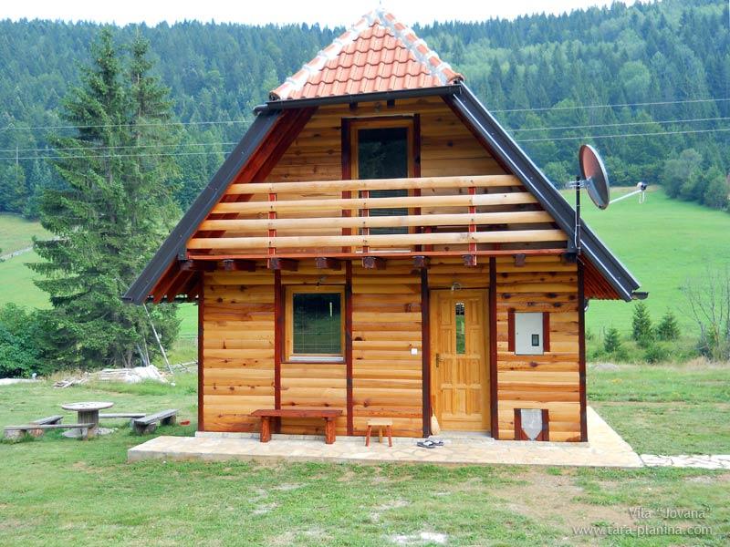 Planinka kuća