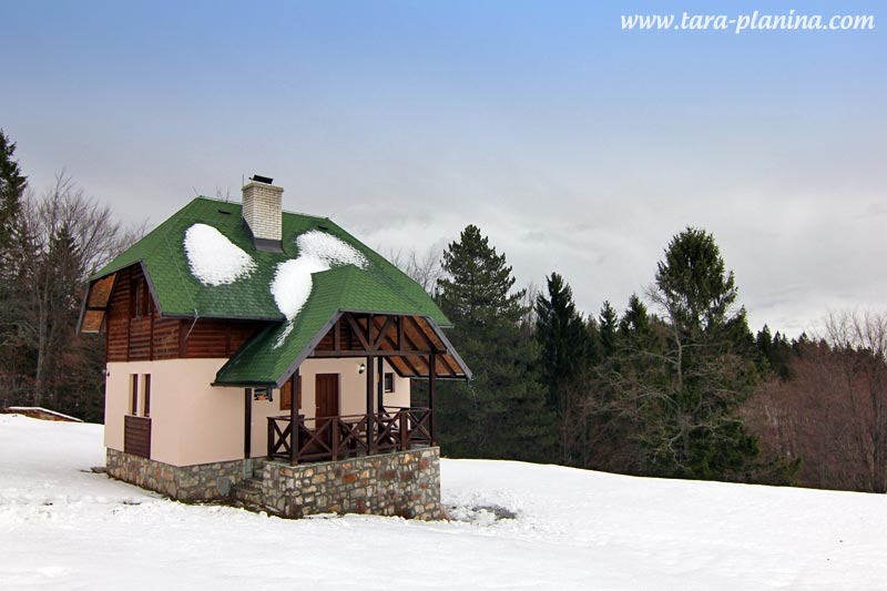 Planinska kuća STANIŠIĆ - Kaluđerske Bare - planina Tara